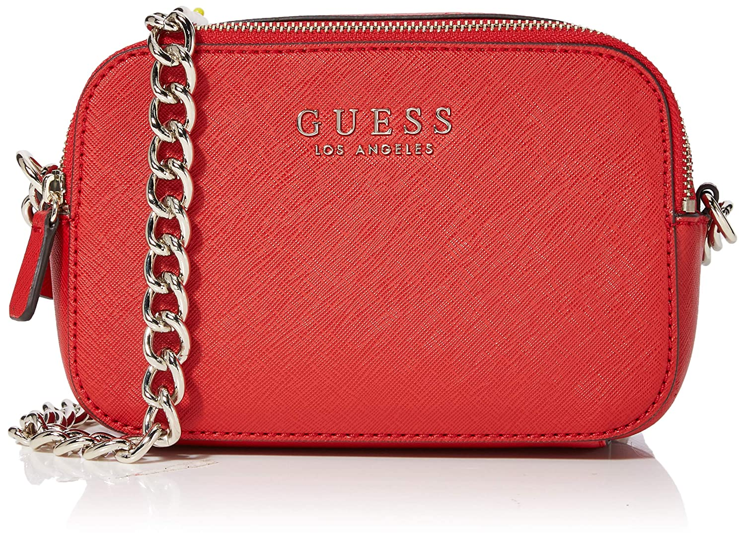 Borsa a tracolla Donna 12x16.5x22 cm Guess Carys Crossbody