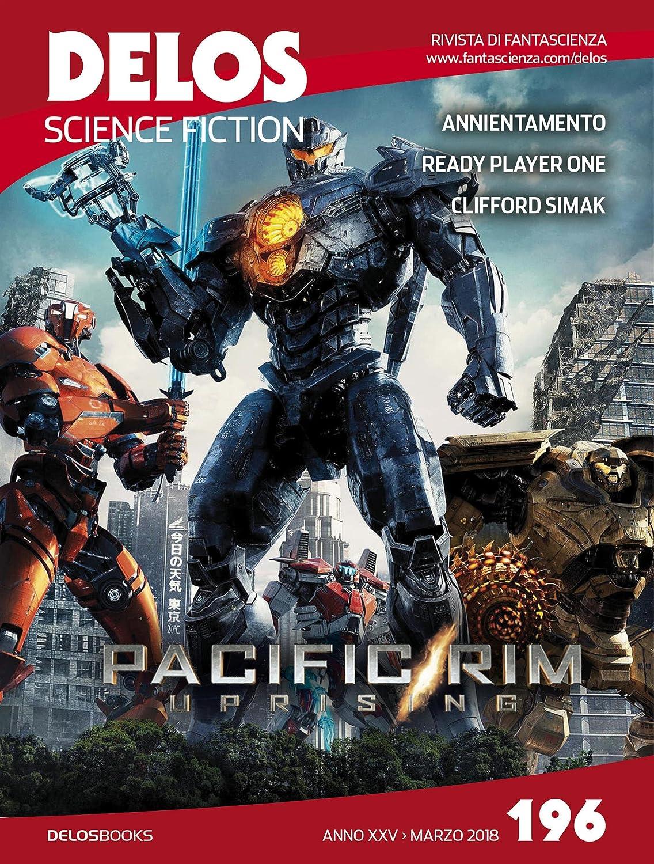Delos Science Fiction 196 (Italian Edition) eBook: Carmine Treanni ...