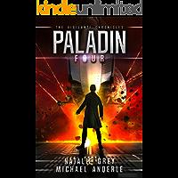 Paladin (The Vigilante Chronicles Book 4)