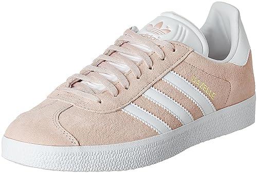 outlet store ee24c 43d55 adidas Womens Gazelle Low-Top Sneakers, Pink (Rosa Rosvapblancodormet