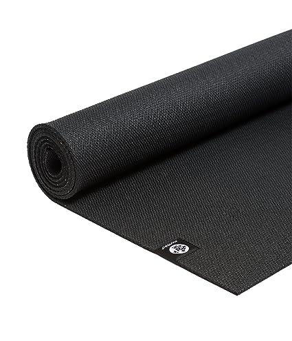 Amazon Com Manduka X Yoga And Pilates Mat Black 5mm 71
