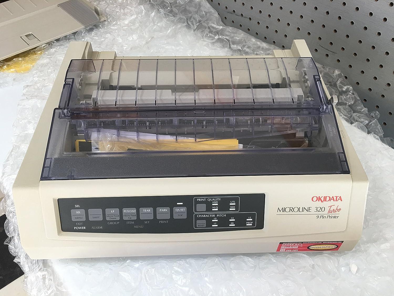 Ml320 Turbo-n 9pin Narr 470cps 120v Dot Matrix English
