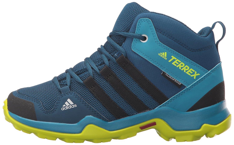 adidas outdoor Kids Terrex Ax2r Mid Cp K Hiking Shoe