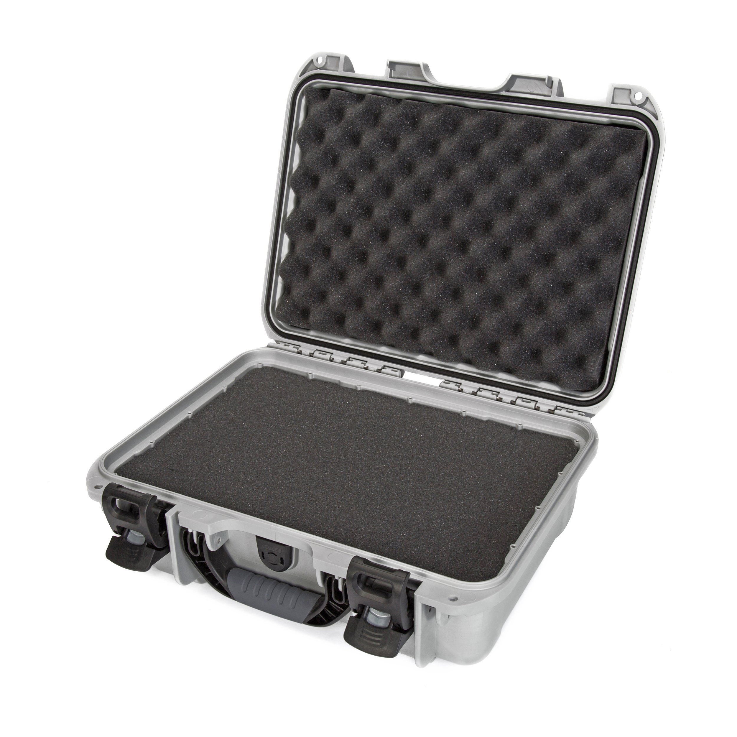 Nanuk 920 Waterproof Hard Case with Foam Insert - Silver by Nanuk