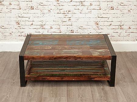 Baumhaus Urban Chic Rectangular Coffee Table