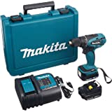 マキタ 充電式ドライバドリル (バッテリー・充電器・ケース付) DF471DSHX