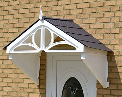 Dorchester Canopy Rain shade Sun Shelter cover front door