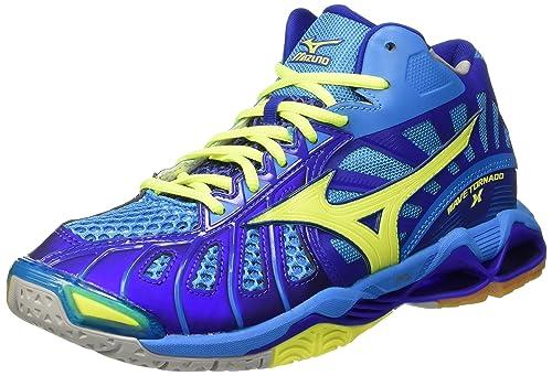 Mizuno Wave Tornado Mid, Zapatillas de Voleibol para Hombre: Amazon.es: Zapatos y complementos