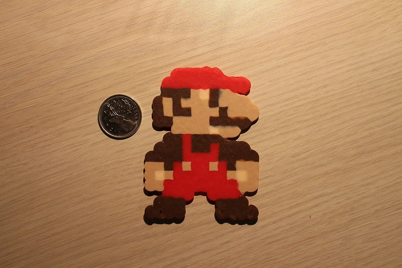 Amazoncom Mario Pixel Art Bead Sprite From Super Mario