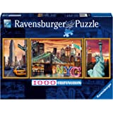 Ravensburger 19995 - Schillerndes New York