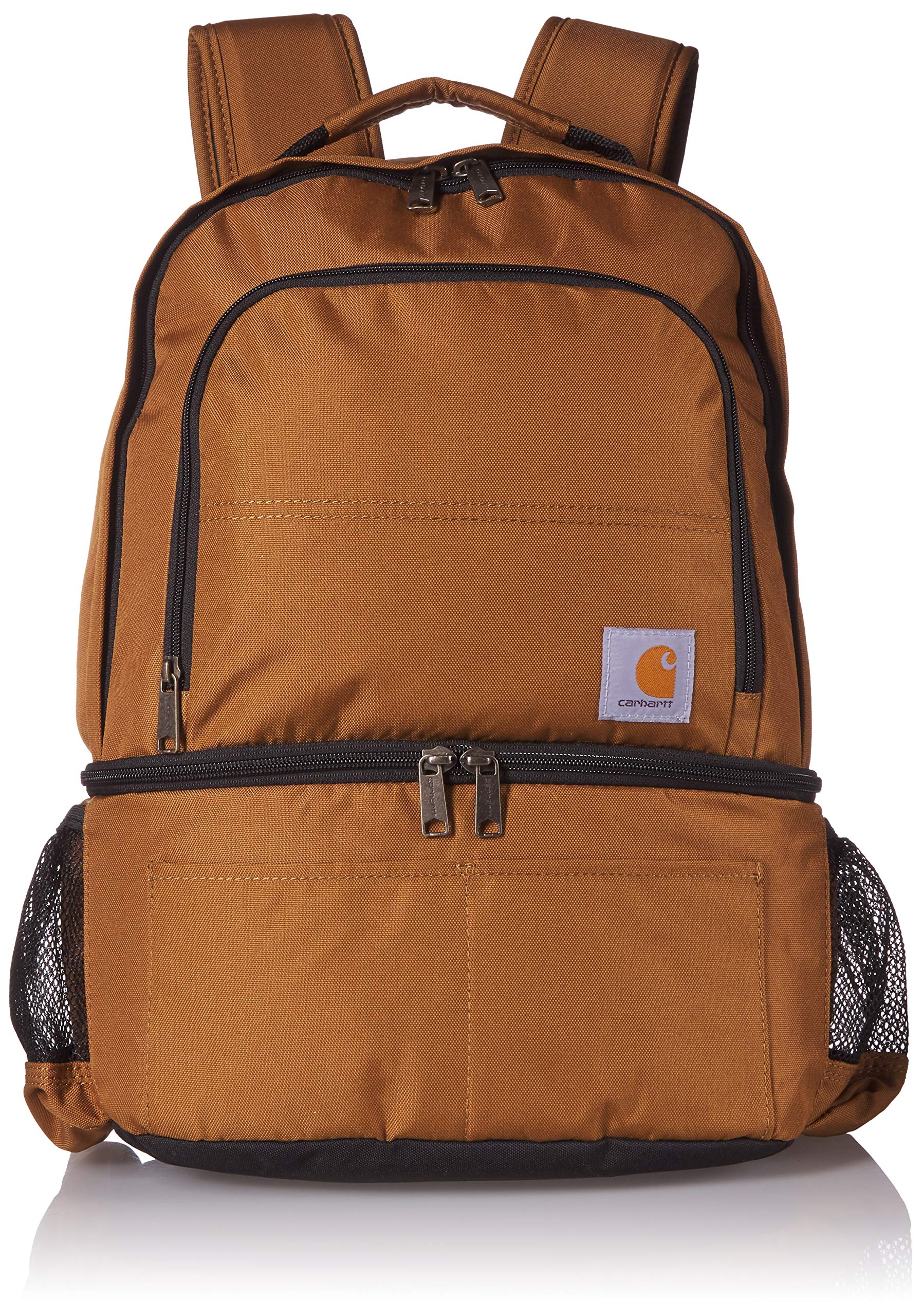 Carhartt 2-in-1 Insulated Cooler Backpack, Brown by Carhartt