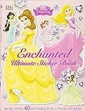Ultimate Sticker Book: Disney Princess: Enchanted (Ultimate Sticker Books)