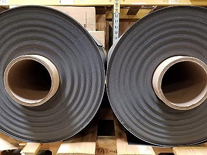 16 sq ft 1 Lb MLV Sound Proofing Soundsulate Mass Loaded Vinyl 4/' X 4/'