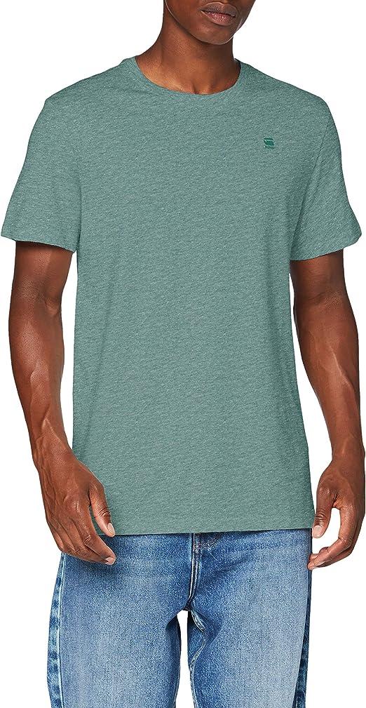 TALLA S. G-STAR RAW Base Straight Camiseta para Hombre