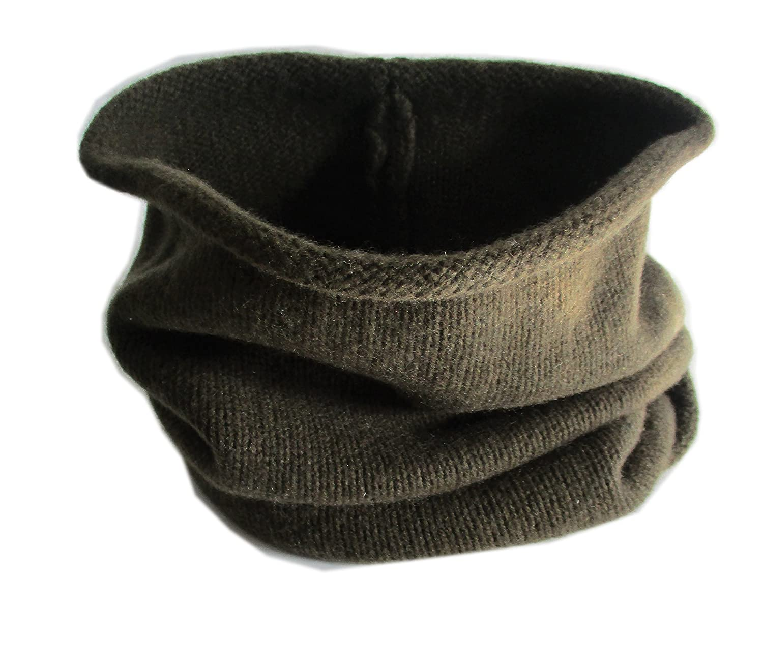Frost Hats Cashmere Neck Warmer CSH-891 CSH-891-OGREEN