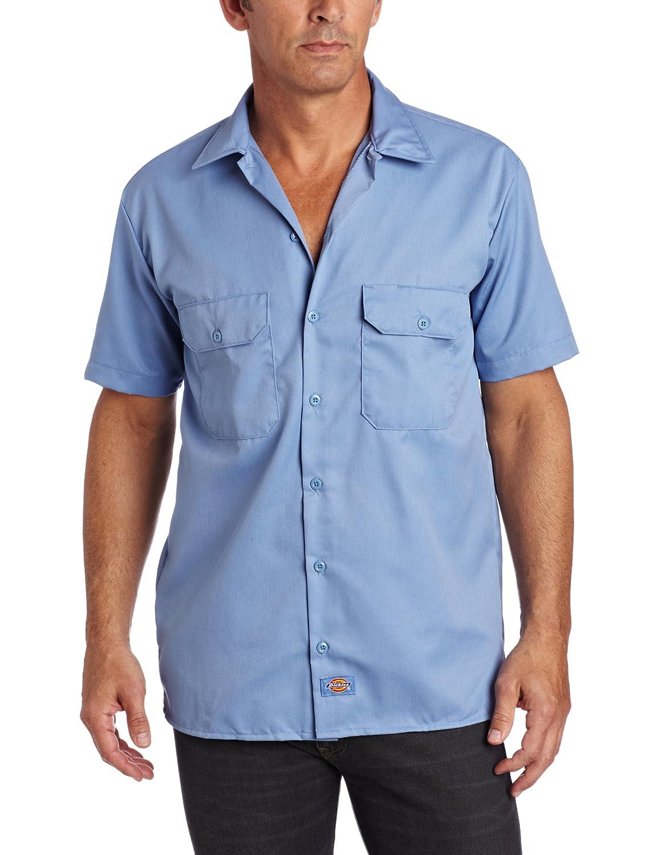 Dickies Men's Short Sleeve Workwear Blouse Dickies Men' s Short Sleeve Workwear Blouse