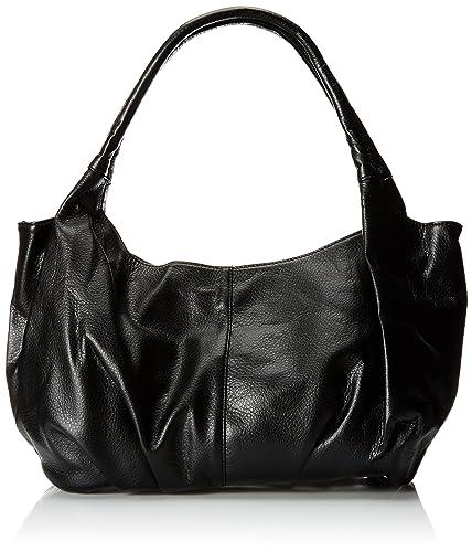 c9a570e257 Amazon.com  MG Collection Yelena Top Handle Soft Hobo Shoulder Bag ...