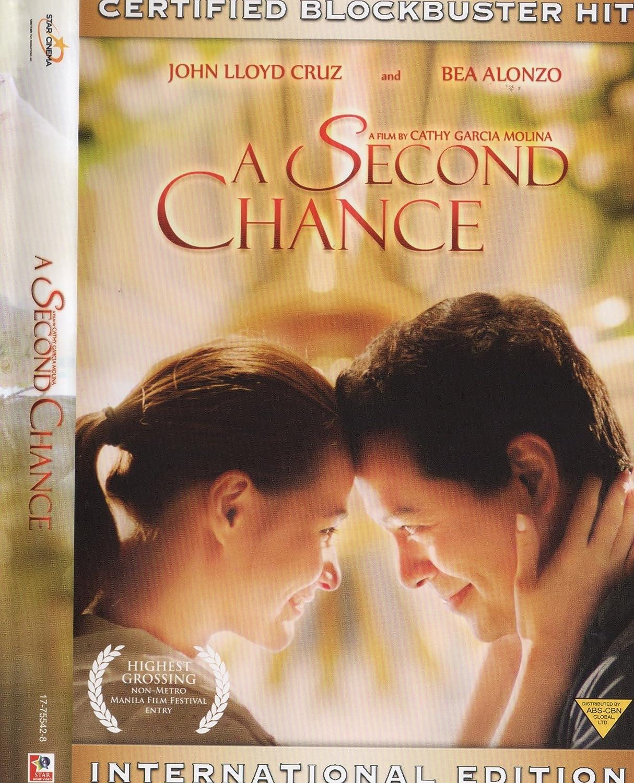 Amazon Com A Second Chance Filipino Dvd John Lloyd Bea Alonzo Cathy Garcia Molina Movies Tv