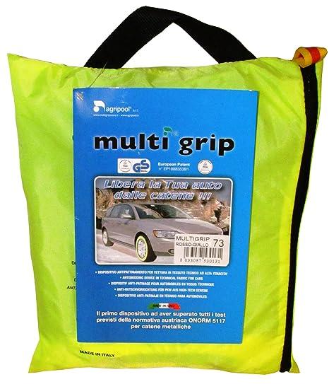Amazon.com: SUMEX TG73 Snow Socks Multigrip (Pack of 2 ...