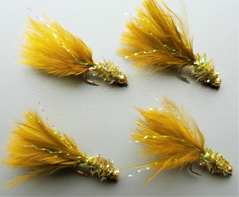 Fliegenfischen Kristall Flash Angelschnur Fliegenfischen binden Material BC
