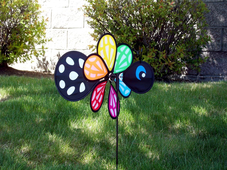 In the Breeze Baby Cardinal Garden Spinner