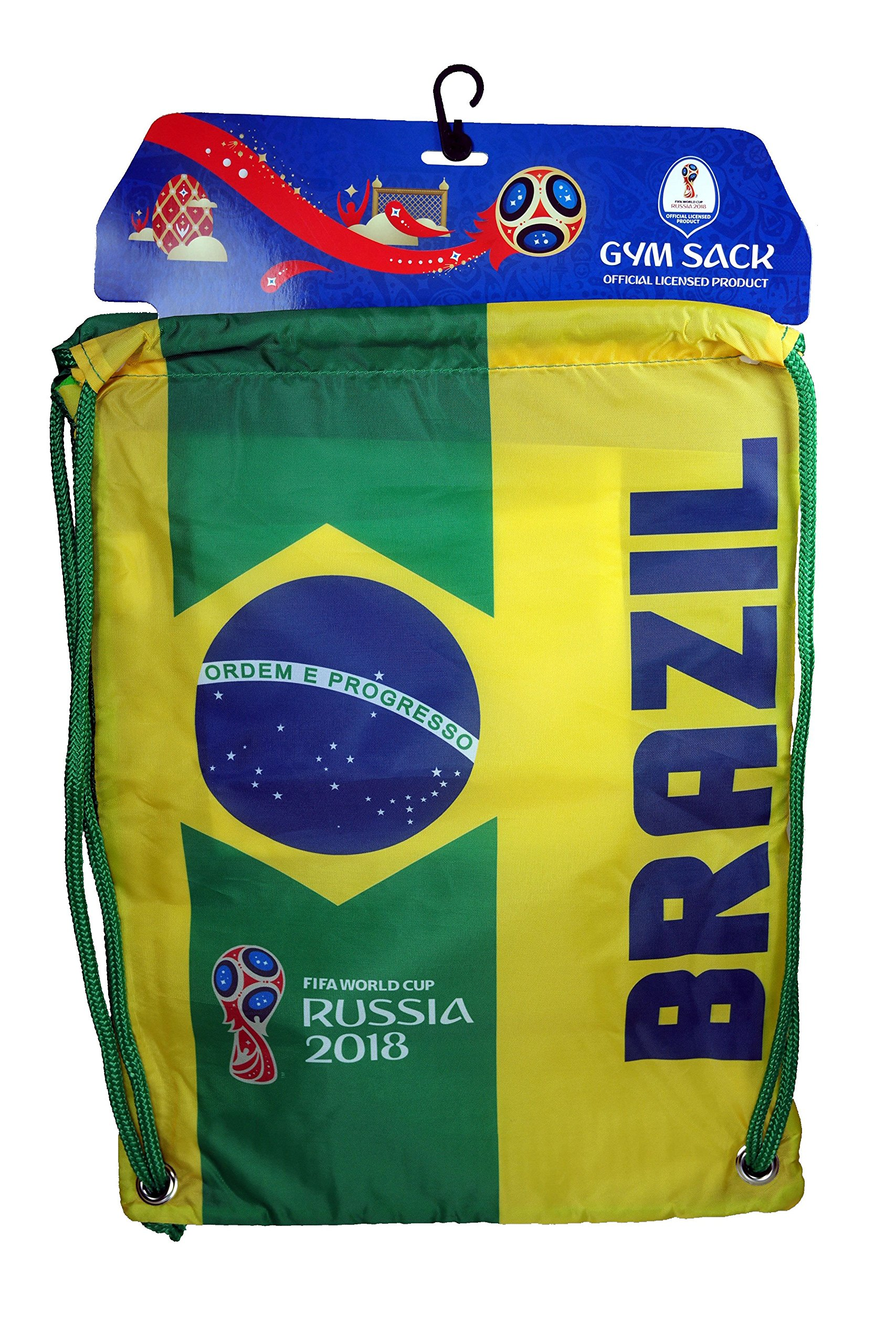 FIFA Official Russia 2018 World Cup Official Licensed Cinch Bag 01-2
