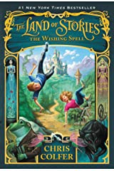 The Land of Stories: The Wishing Spell Kindle Edition