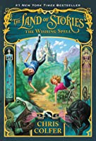 The Land Of Stories: The Wishing Spell (English