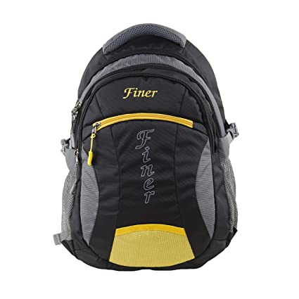 Finer Backpack College Bags Office Laptop Bagpacks Bags for Men Women  Stylish Trendy a76aaec972
