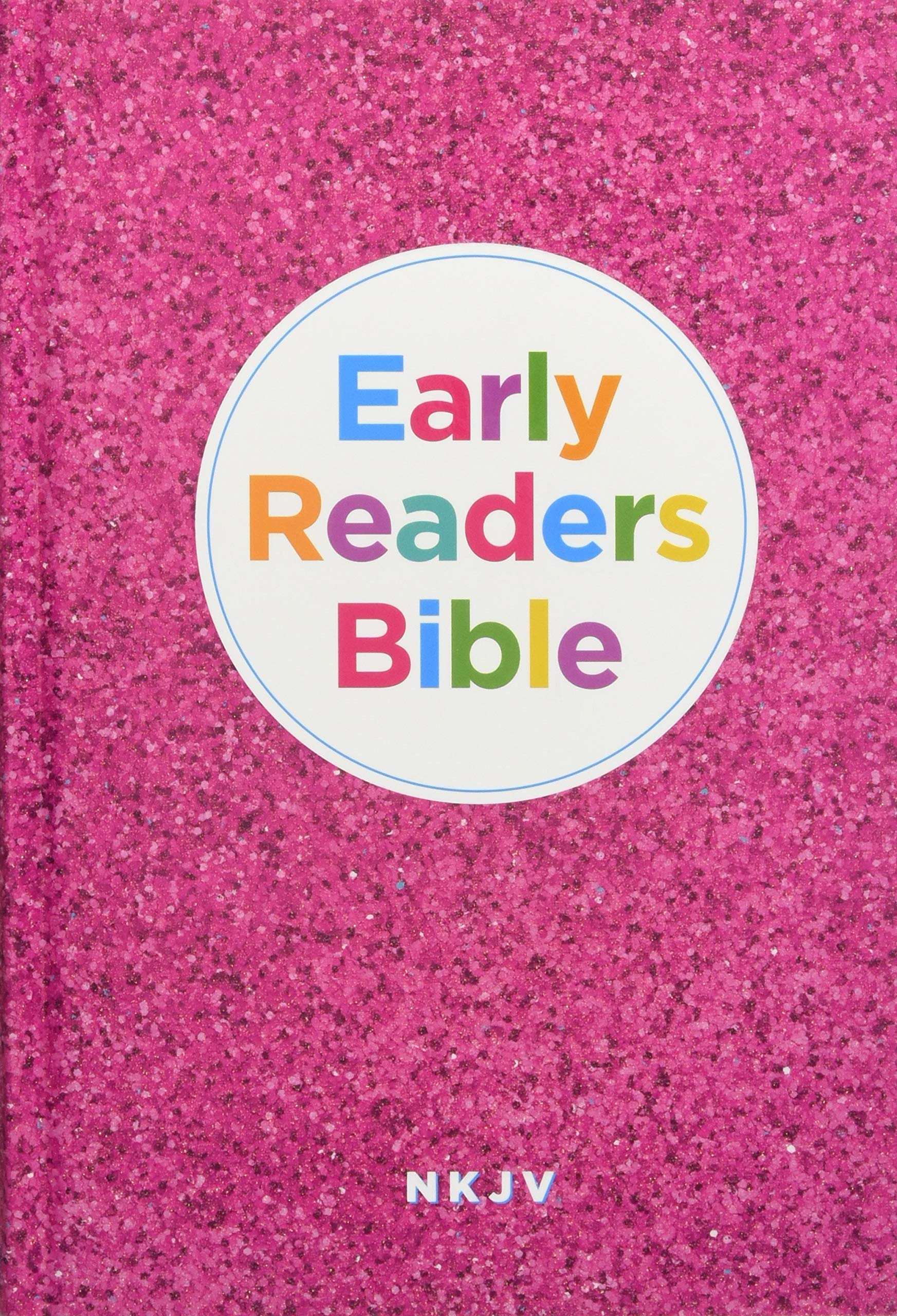 NKJV Early Readers Bible: Thomas Nelson: 9781400309115: Amazon.com ...