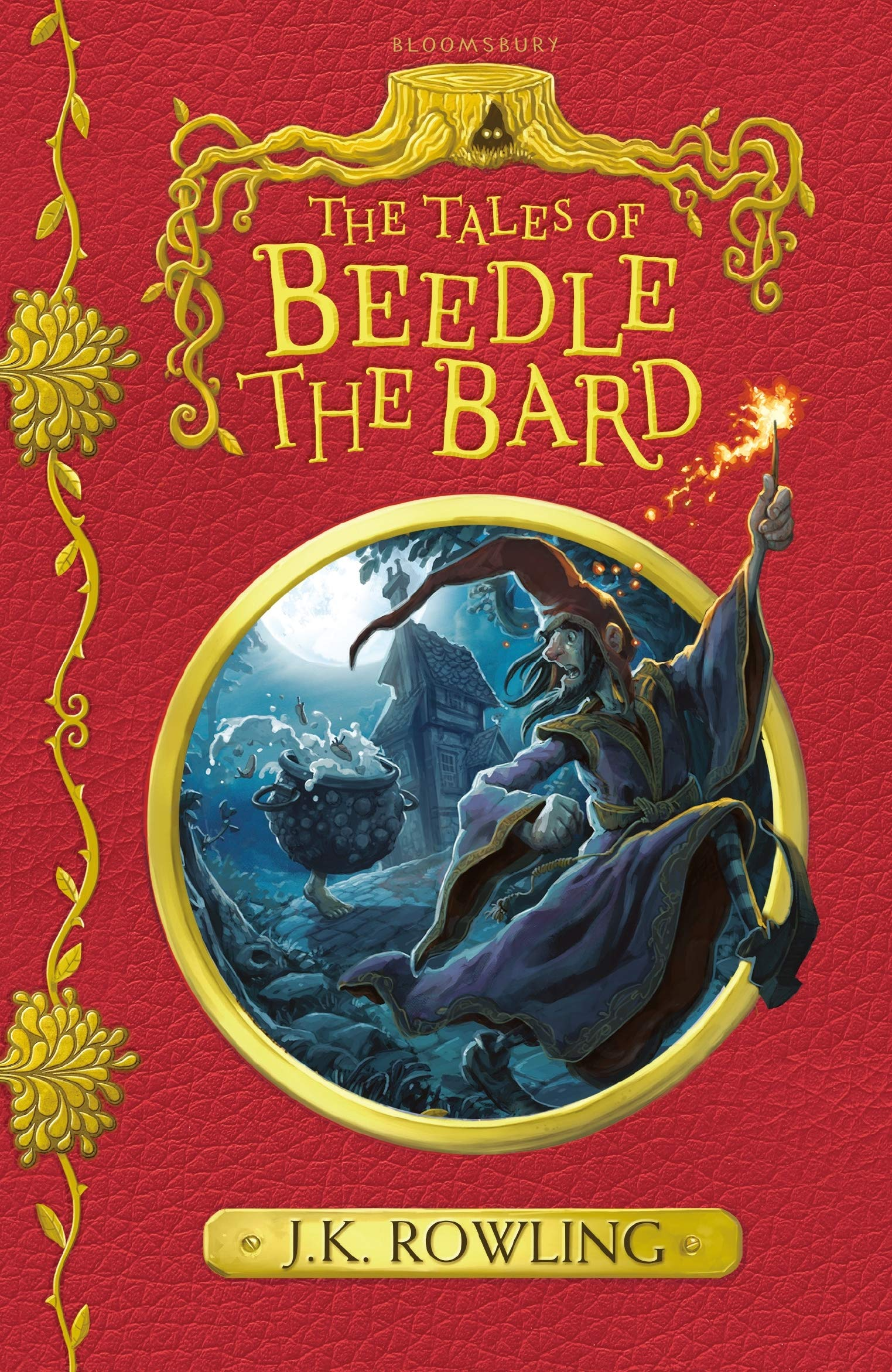 The Tales Of Beedle The Bard: Amazon.es: Rowling, J.k. ...