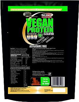 Proteínas vegetales vegetales en polvo, 1500 g, Chocolate ...