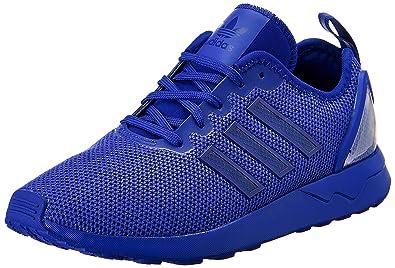 adidas Originals Boy's Zx Flux Adv J Croyal Sports Shoes 5