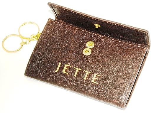 arriving differently discount JETTE JOOP Schlüsseletui - braun Leder - 03/82/05154.860 ...