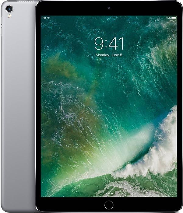 Apple iPad Pro 10.5in with ( Wi-Fi + Cellular ) - 64GB, Space Gray (Renewed)