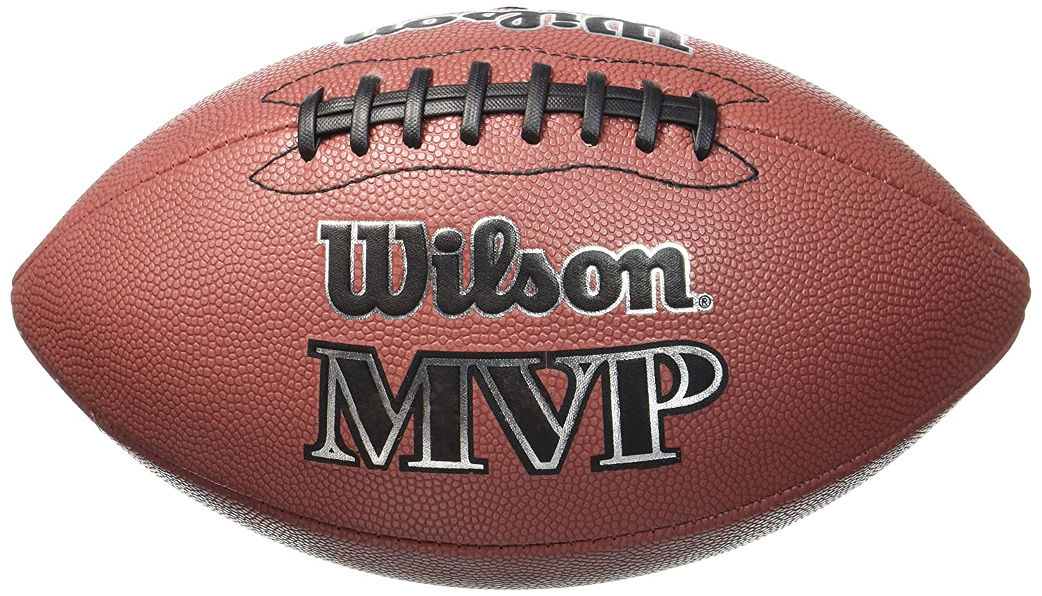 WILSON MVP Official American Football