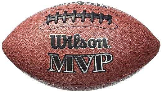 2 opinioni per Wilson Palla da football americano, Uso amatoriale, Misura ufficiale, MVP