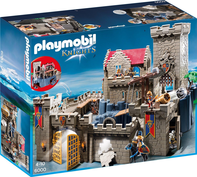 Spielzeug Ritterburg - Playmobil Königsburg der Löwenritter