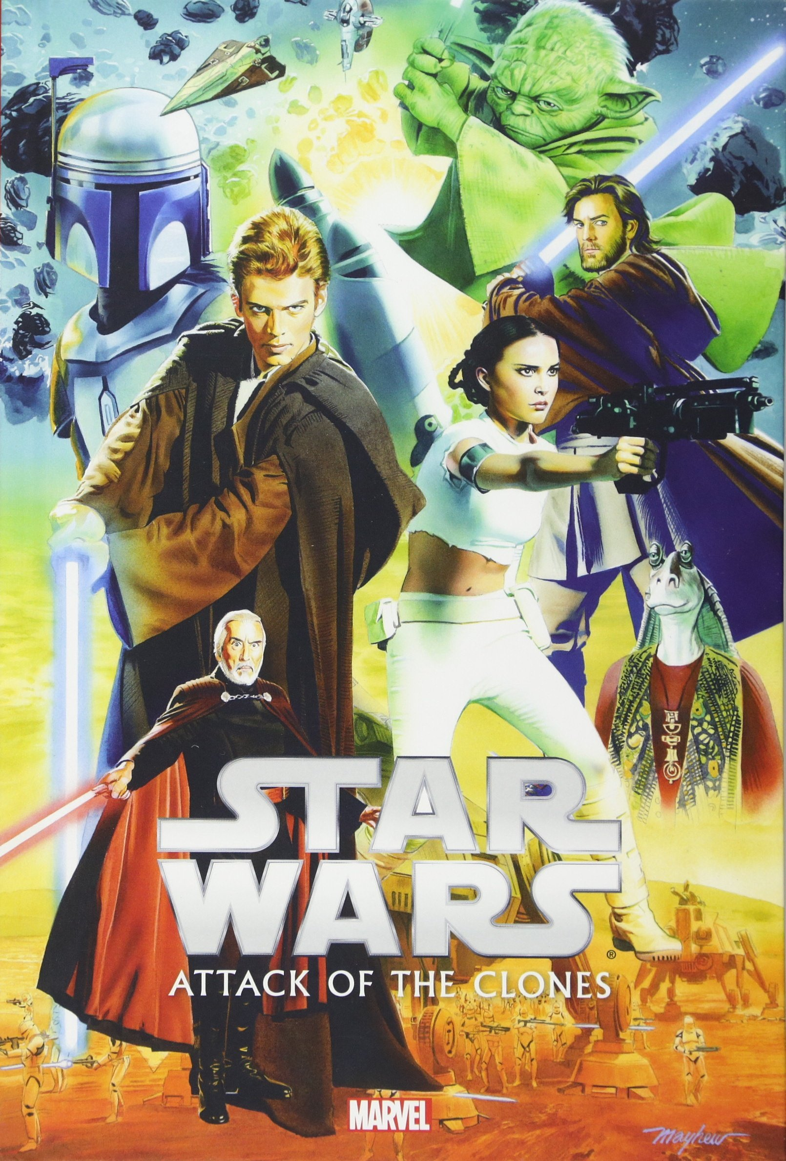 Star Wars Episode Ii Attack Of The Clones Amazonde Henry Gilroy