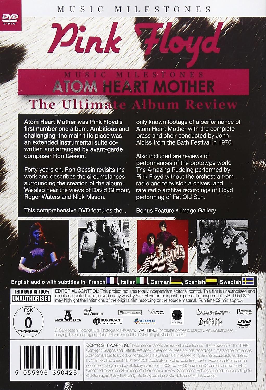 Pink Floyd - Atom Heart Mother [Reino Unido] [DVD]: Amazon.es ...