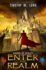 SHARDS OF REALITY: A LitRPG novel (Enter the Realm Book 1) Kindle Edition