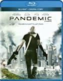 Pandemic (Blu-ray / Digital Copy) (Bilingual)