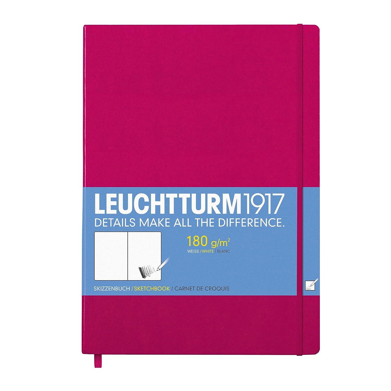(Berry) - Leuchtturm Hardcover Master Sketchbook Berry B00IODXOZ8