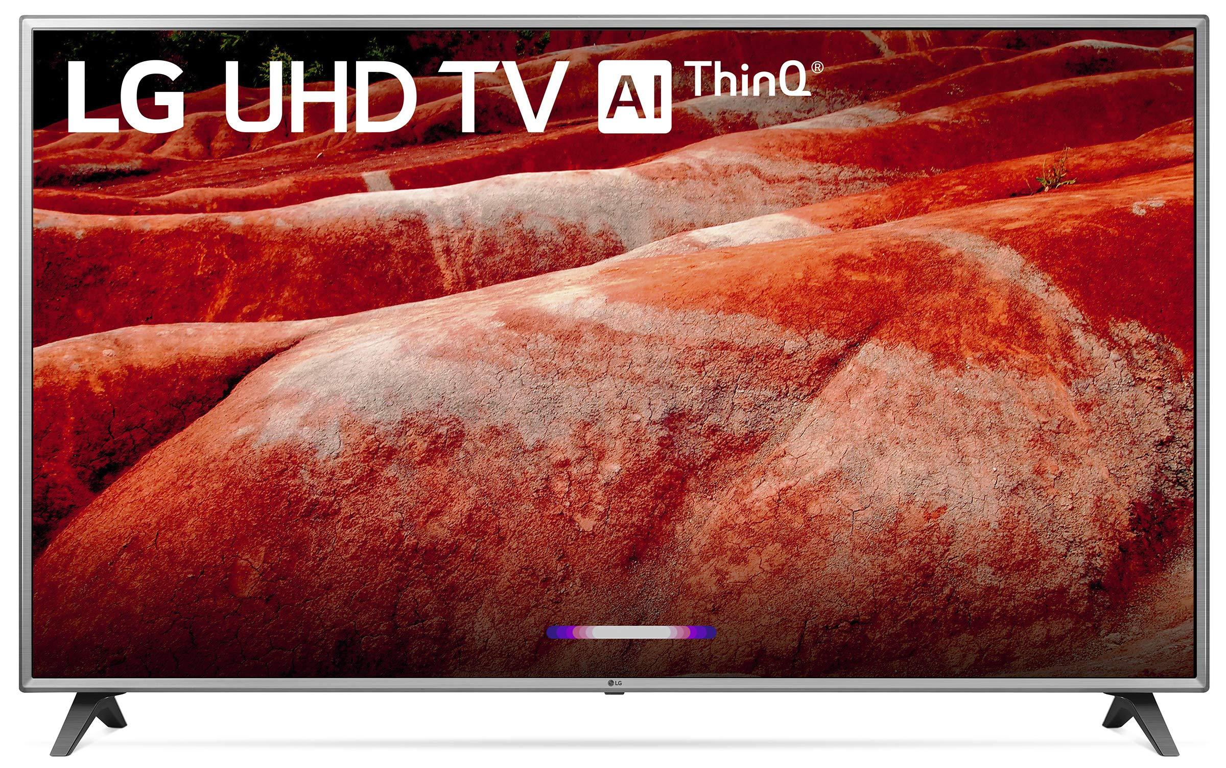 "LG 75UM7570PUD Alexa Built-in 75"" 4K Ultra HD Smart LED TV (2019) 1"