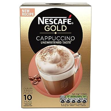 Nescafe mocha sachets caffeine content