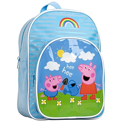 Peppa Pig & George Pig Backpack: Sports & Outdoors