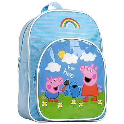 Peppa Pig & George Pig Backpack: Sports & Outdoors [5Bkhe0203572]