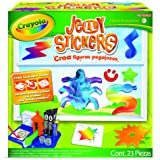Jelly stickers