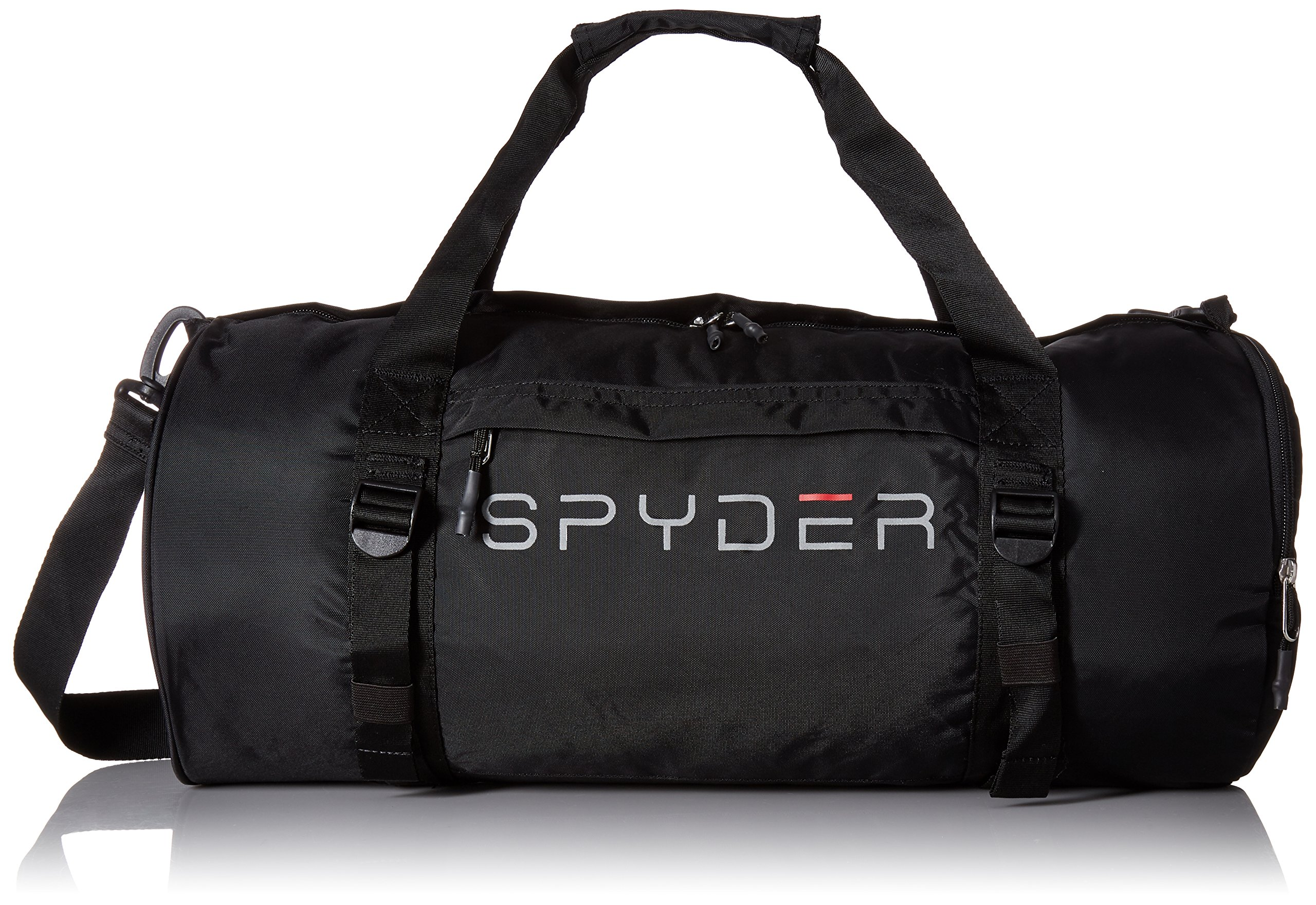Spyder Ambition Duffel Bag, Black, One Size by Spyder