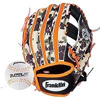 Franklin Sports Rtp Teeball Rendimiento Guante & Ball Combo (24,1cm)